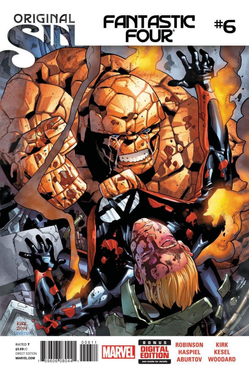 Review: Marvel's Fantastic Four #6