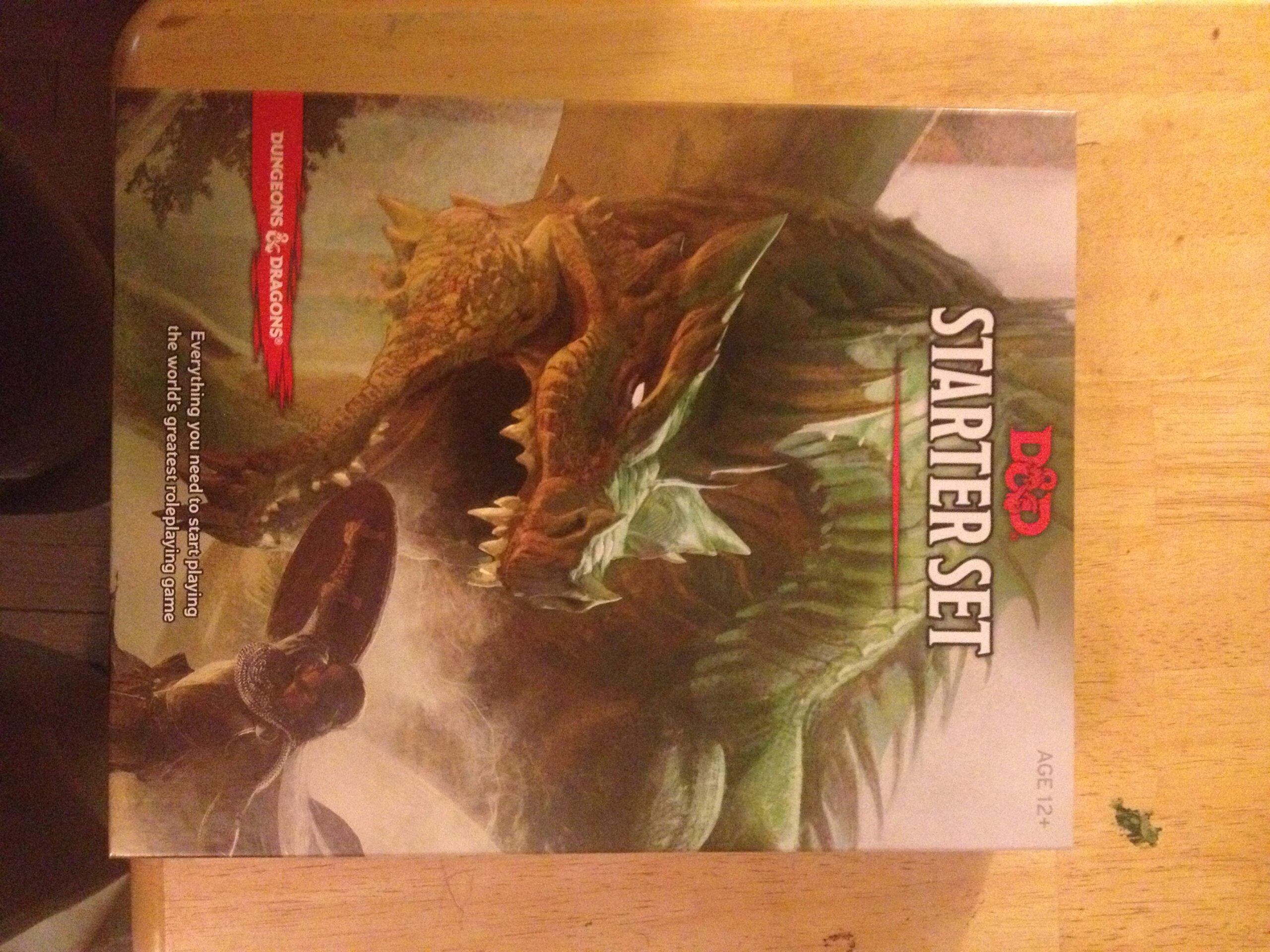 Review: Dungeons & Dragons Starter Set