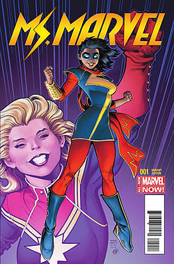 Review: Ms. Marvel #1: Kamala Khan