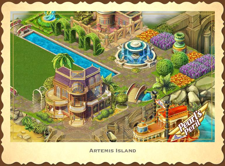 Review: Pearl's Peril, A Hidden Object Game