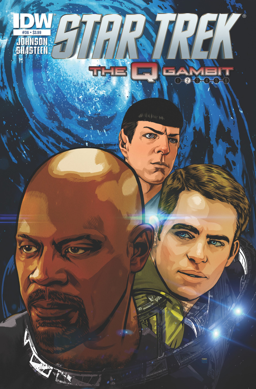 Review: Star Trek #36