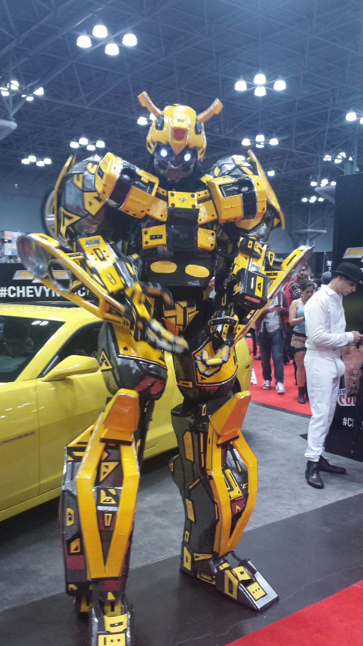 The Geek Initiative 2014 NYCC Convention Coverage and Cosplay Photo Index