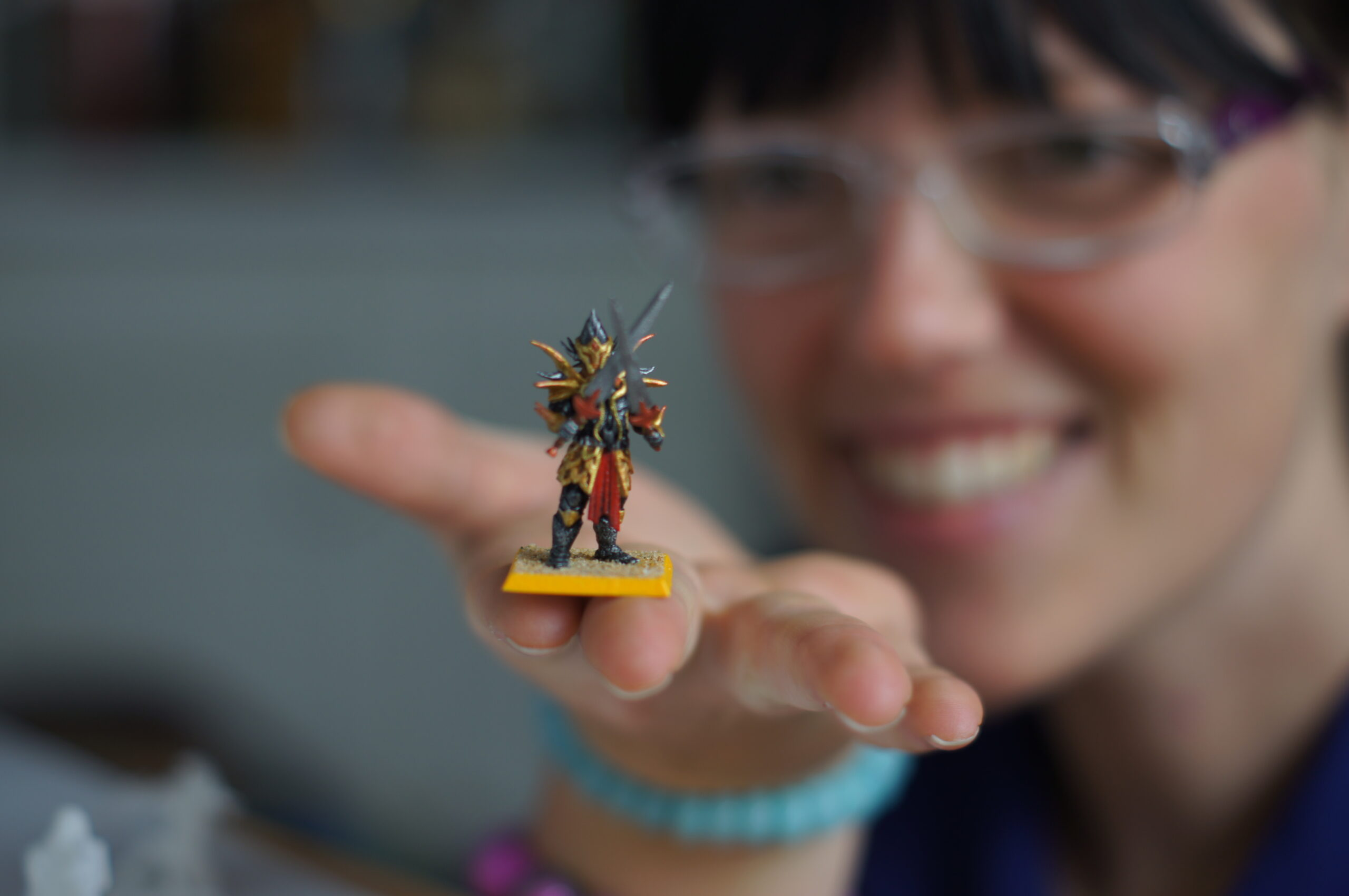 Beverly Sage, Character Technical Director of Hero Forge