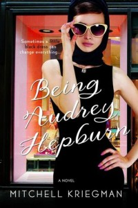 Being Audrey Hepburn - Cover