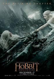 Gandalf and Galadriel.
