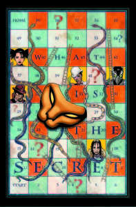 Secret Six #1 Cover