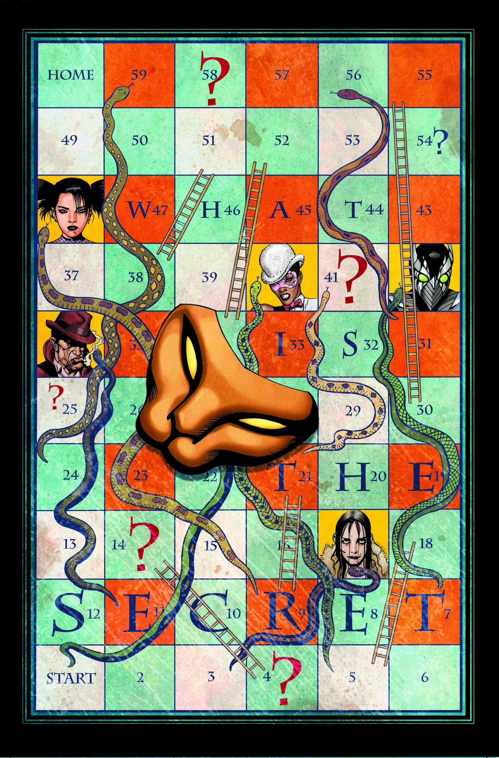 Comic Book Review: Secret Six #1