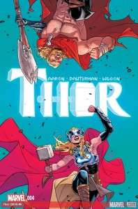 Thor #4 Cover - Dauterman - Marvel