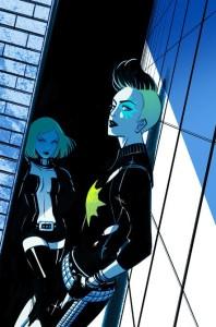 Uncanny X-Men #33 - Stacey Lee