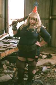 Fallout Merc Charmer - Fat and Nerdy Cosplay