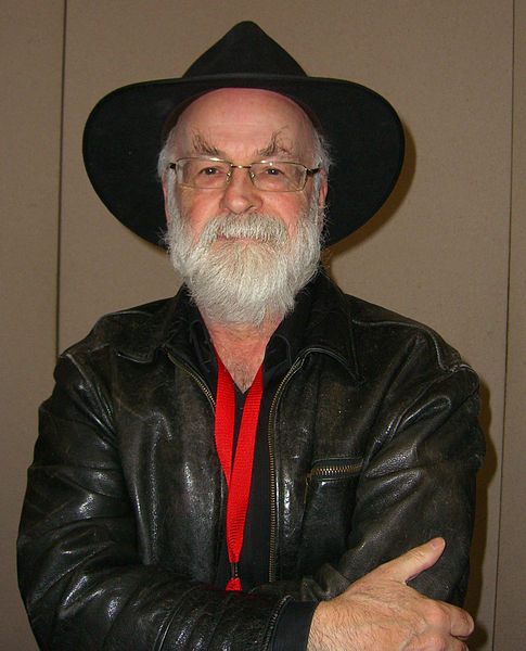 In Memory of Sir Terry Pratchett, Slayer of Dragons, et al.