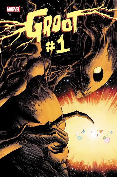 Groot #1 - Marvel