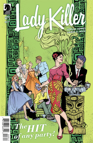 Comic Book Review: Lady Killer #3 Explores the Many Roles Women Play