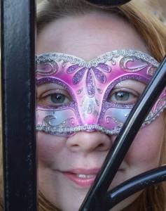 Me as Ceara. Photo: Ann Darby