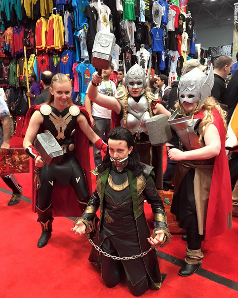 All the Thors