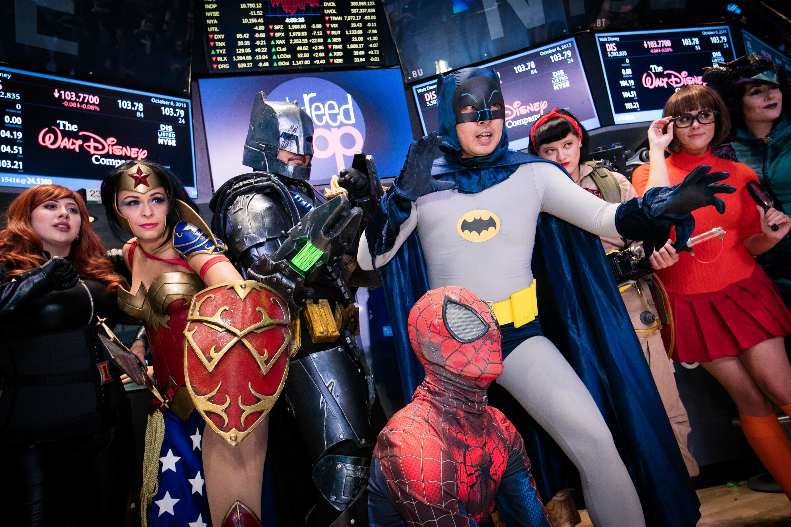 NYCC NYSE: Photo Credit: NYSE/Valerie Caviness
