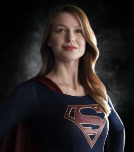 Melissa Benoist stars as Kara Zor-El/Supergirl.