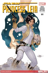 Leia 1 by Marvel - Star Wars Comics