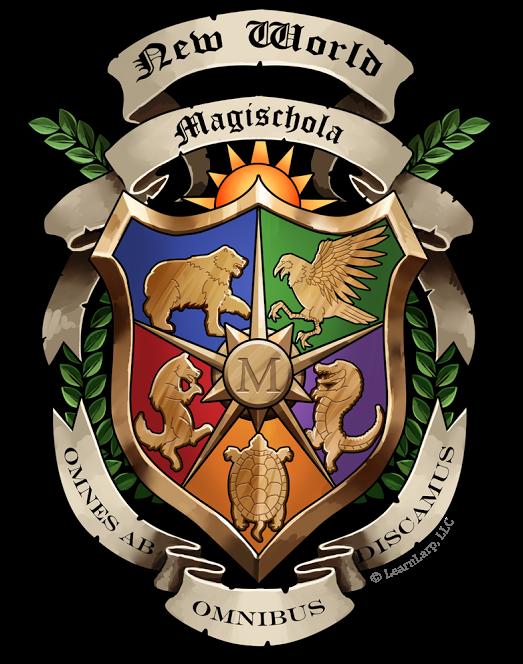 NWM School Crest