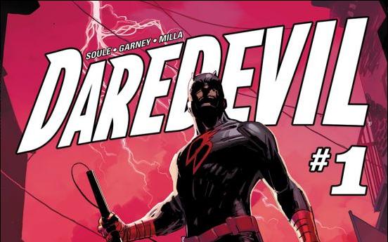 Comic Book Review: Marvel's Daredevil #1 (2015)