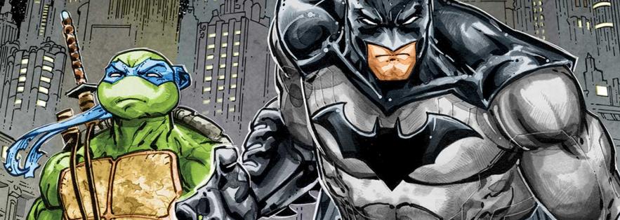 Comic Review: Batman / Teenage Mutant Ninja Turtles #1