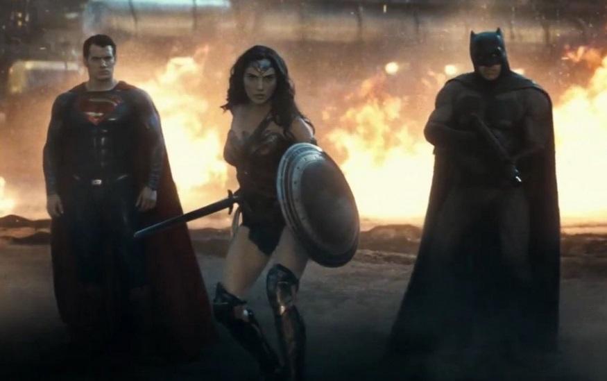 Gal Gadot is not a fail as Wonder Woman