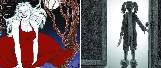 Comic Review: Terry Moore's Rachel Rising: Night Cometh