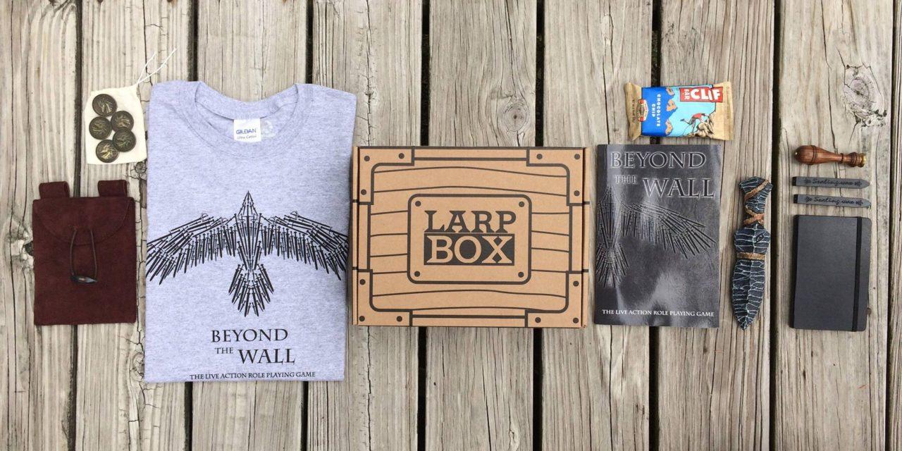 LARP Box Is Finally Here!