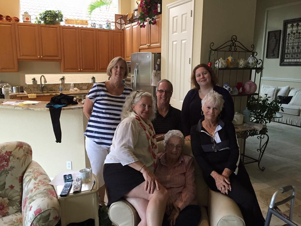 Grammy and Family