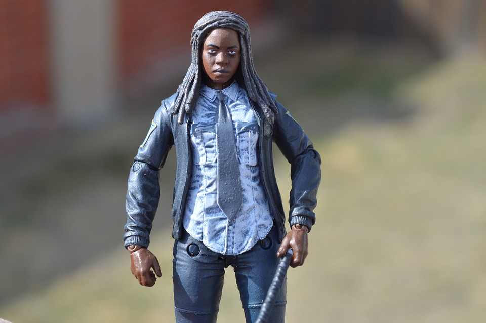 Michonne action figure
