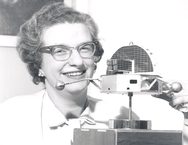 Woman of Science Dr. Nancy Grace Roman: Mother of Hubble