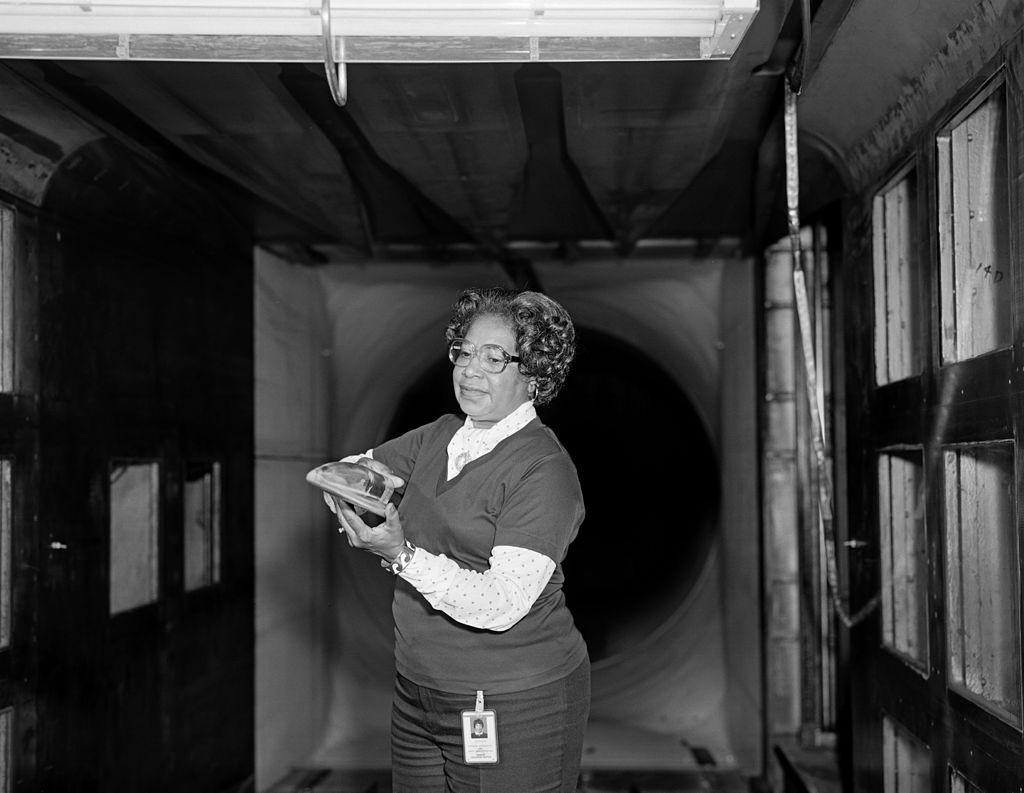 Mary Jackson at NASA