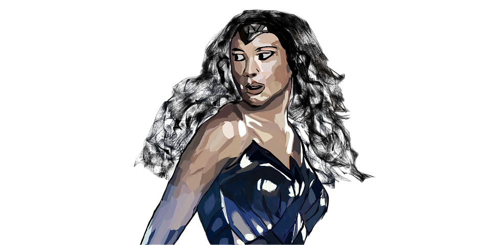 wonder woman by bavillo13 pixabay