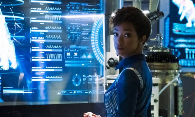 The Mantle of Leadership – Review of Star Trek: Discovery, Episode 4