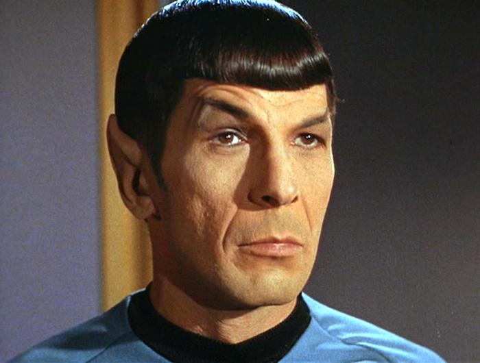 Spock Sexy