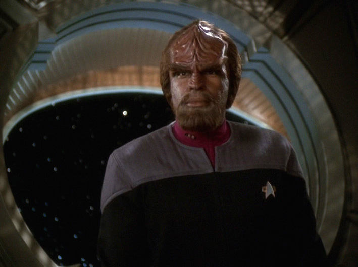 Worf Sexy
