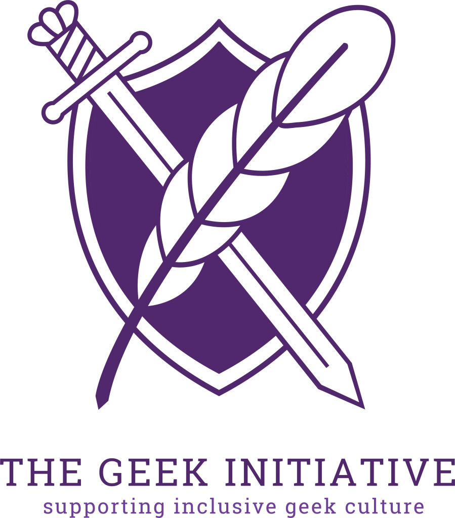 The Geek Initiative Logo