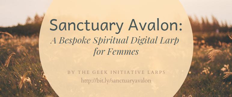 Sanctuary Avalon Larp