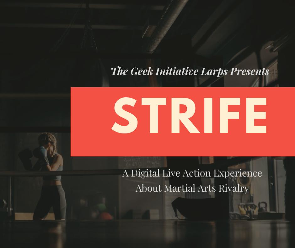Strife logo