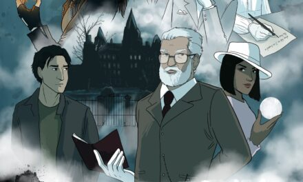 Deittman Files: a Ghost Hunting RPG Review